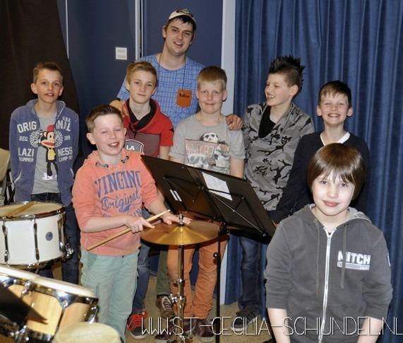 Kerstconcert jeugdorkesten