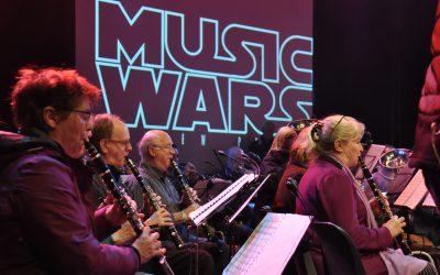 Generale repetitie Music Wars, vrijdag 3 april op Paaspop