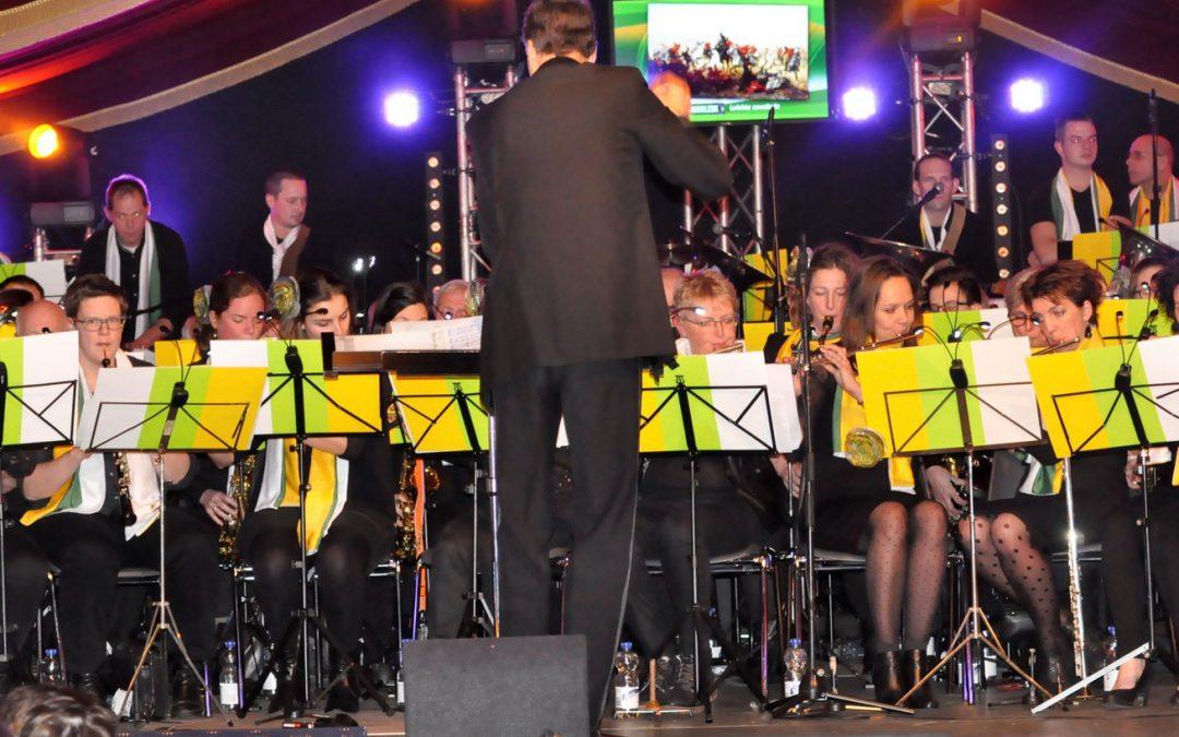 Concert Carnavalesk doorslaand succes