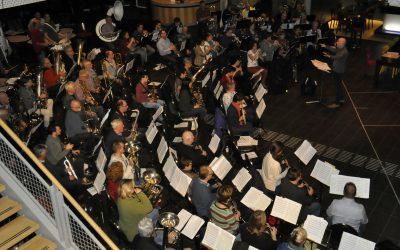 Driegangendiner voorafgaand aan Concert Carnavalesk