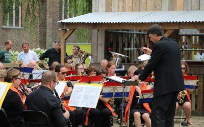 Rabobank zomerconcert Schijndel aan zee 2017