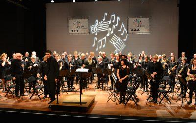 Harmonieorkest Sint Cecilia behaalt 2e prijs op concours