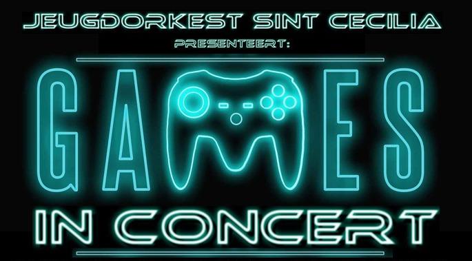 Games in Concert met gamemuziek, games en een muziekquiz