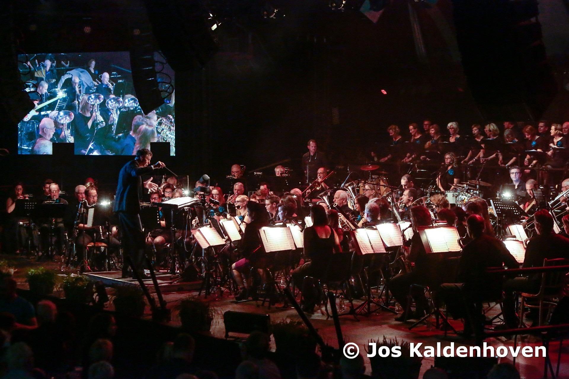 Harmonie orkest proms