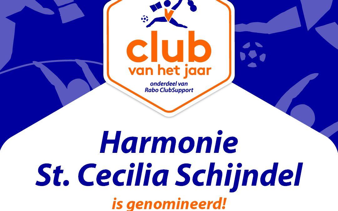 Yes, we zijn club van het jaar in Meierijstad!